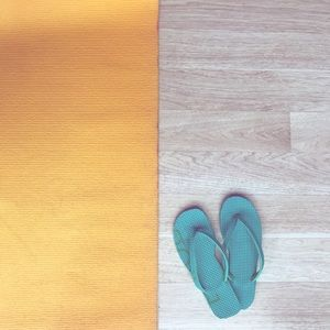 Shoes - Yozus - Yoga Mat Flip Flops